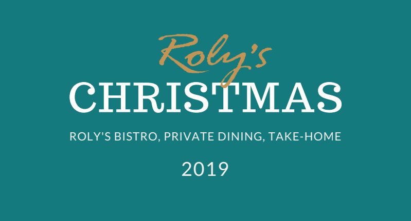 Christmas Celebrations At Roly's 2019